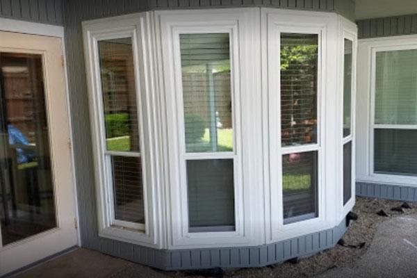 White Bay Windows by Siding & More