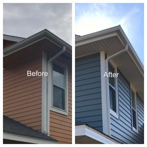 New Soffit Installation Siding & More